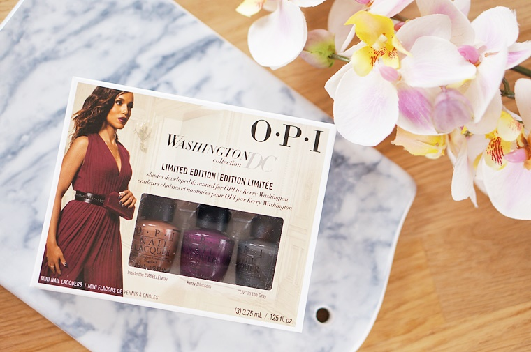 opi washington dc collection mini pack