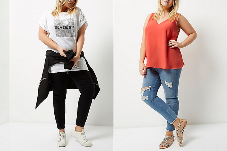 ri plus river island plussize 13 - Plussize fashion | RI Plus (River Island)