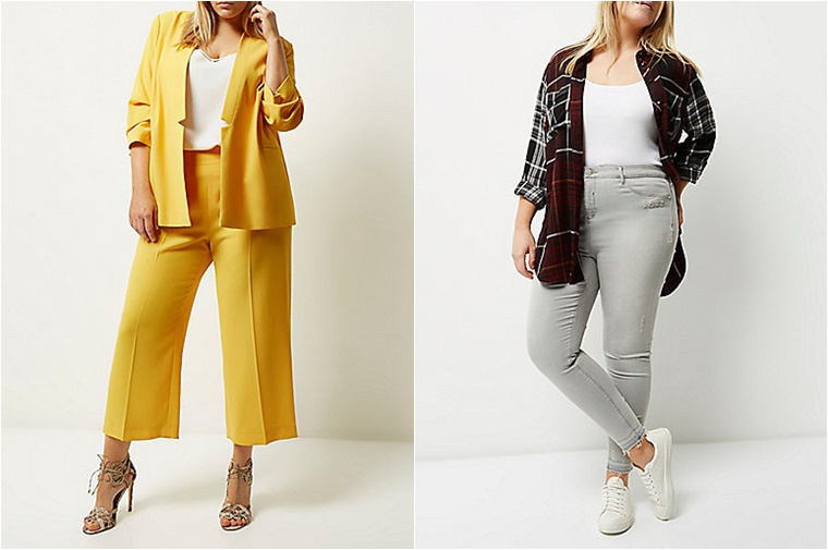 ri plus river island plussize 6 - Plussize fashion | RI Plus (River Island)