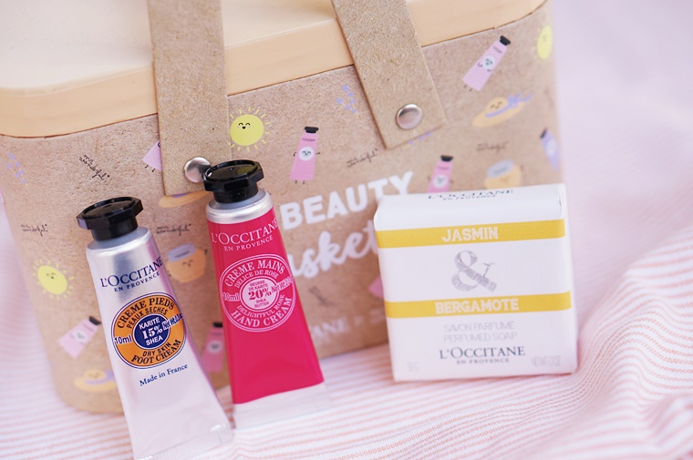 loccitane mr wonderful beauty basket 3 - L'Occitane x Mr. Wonderful Beauty Basket