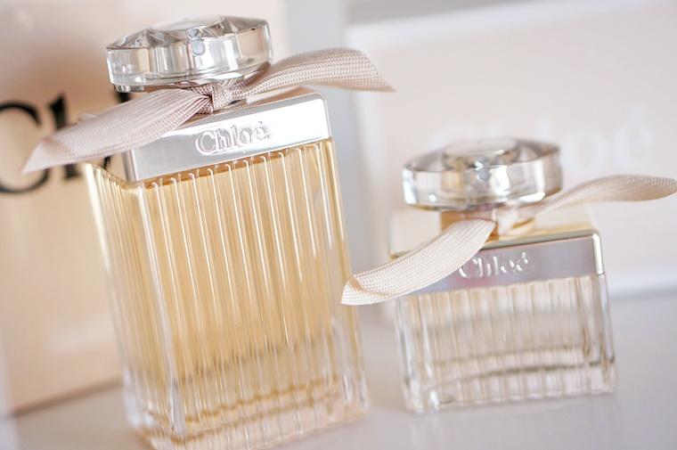 chloé fleur de parfum 4 - Parfumnieuws | Chloé Fleur de Parfum & BIG-sized flacons ♥