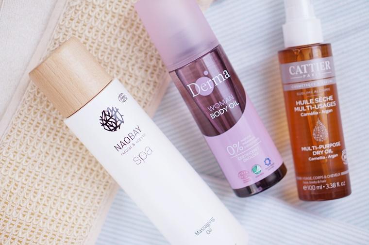 natuurlijke oliën lichaam 1 - Drie natuurlijke oliën voor een heerlijk zachte huid ♥