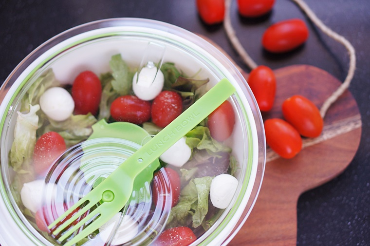 salade on-the-go