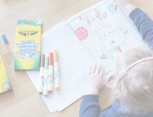 crayola sos kinderdorpen