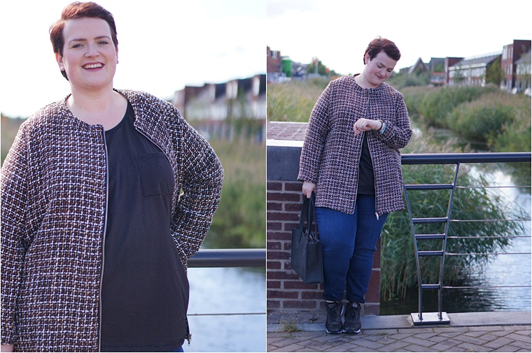 outfit herfst x two 2 - Plussize outfit of the day | Genieten van de herfstzon