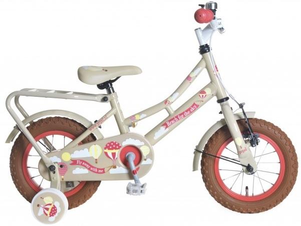 popal kinderfiets 4 - Kids Talk | Shae's eerste echte fiets