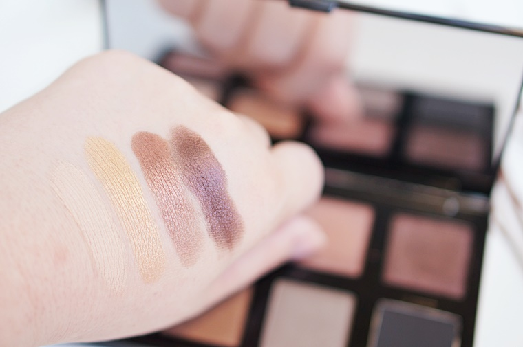 the body shop down to earth palette 4 - The Body Shop Down to Earth Palette