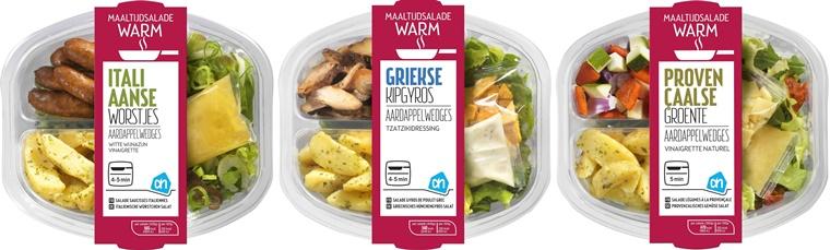 ah warme maaltijdsalades 3 - Food tip | AH warme maaltijdsalades