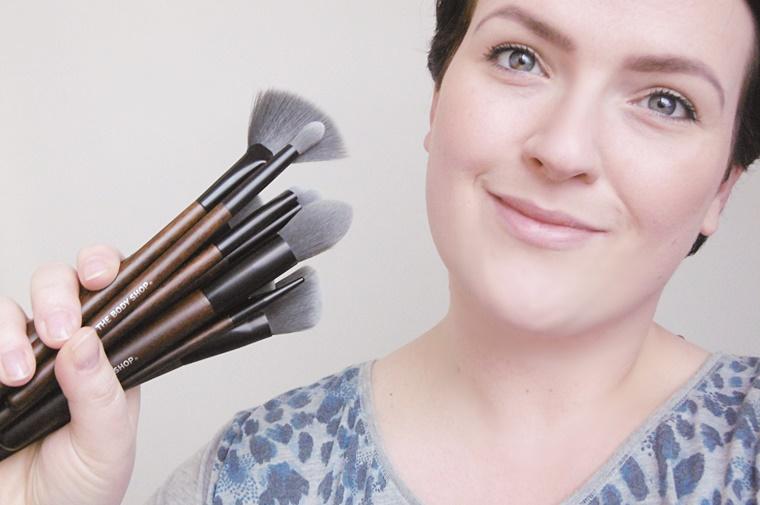 cruelty free make up kwasten the body shop 3 - Cruelty-free make-up kwasten van The Body Shop