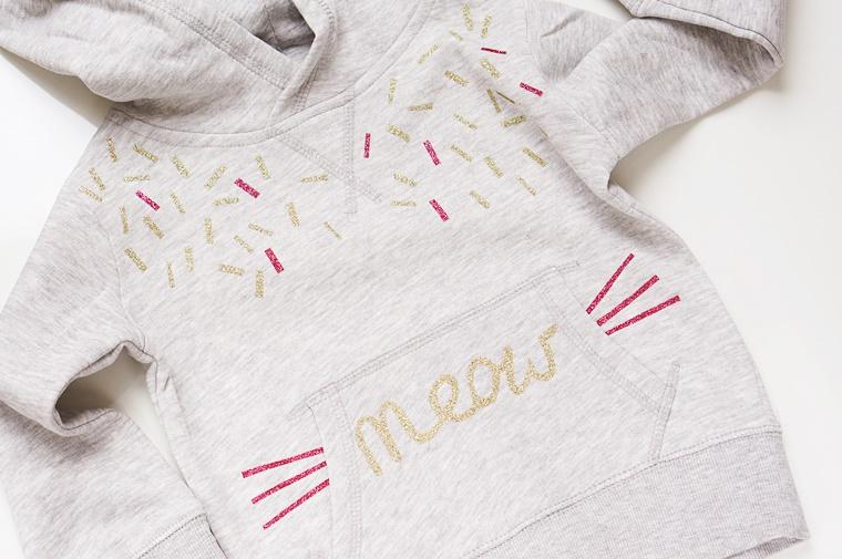 diy holo flexfolie hoodie 4 - Kids DIY | Hoodie met holo flexfolie