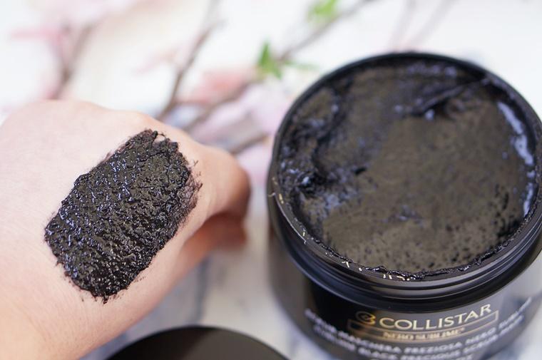 collistar sublime black precious scrub mask 3 - Collistar sublime black precious scrub mask