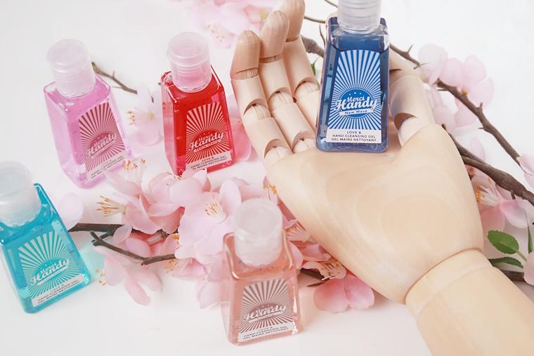 merci handy desinfecterende handgel