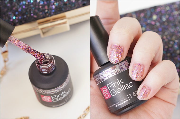 pink gellac disco glam 6 - Pink Gellac Disco Glam (party collectie)
