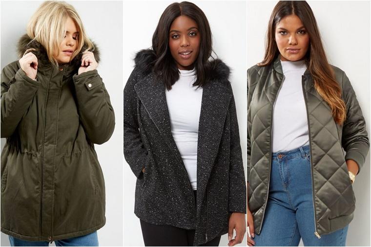 plussize winterjassen new look 1 - De leukste plussize winterjassen onder de €50,-