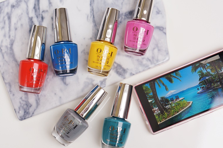 opi fiji collection spring summer 2017 1 - OPI Fiji Collection (lente/zomer 2017)