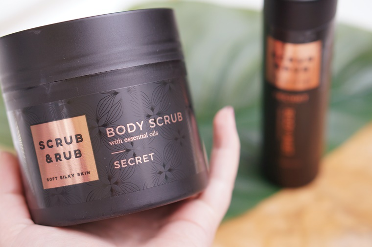 scrub rub secret review 2 - Love it! | Scrub & Rub Secret Body Scrub & Body Mist