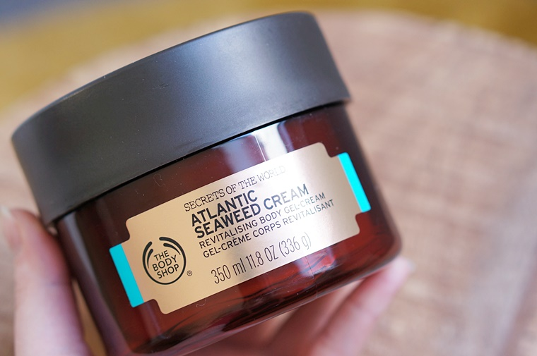 the body shop atlantic seaweed cream 1 - The Body Shop Atlantic Seaweed Cream
