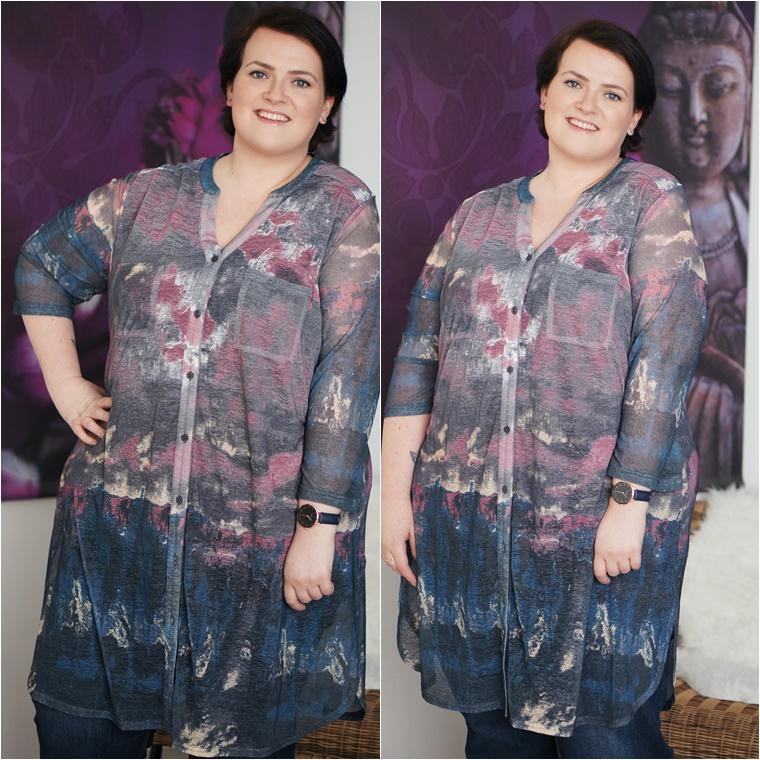 x two mesh blouse 5 - Plussize news | X-Two lanceert elke week een nieuwe collectie