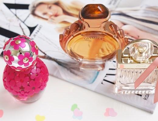 parfums voor de lente