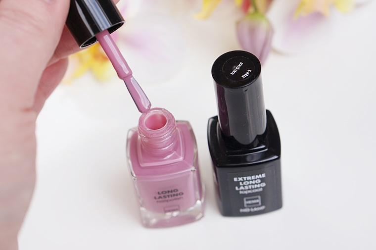 hema long lasting nailpolish tough tuesday 3 - Quick Tip | HEMA long lasting nailpolish
