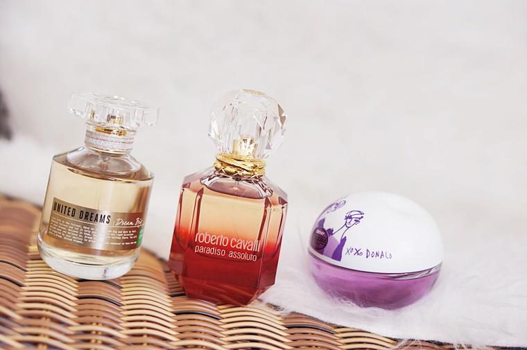 nieuwe lenteparfums 2017 1 - Nieuwe lenteparfums van Benetton, Roberto Cavalli & DKNY