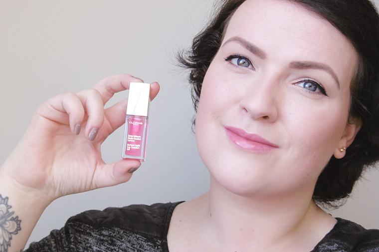 clarins lip comfort oil 7 - Love it!   Clarins Lip Comfort Oil