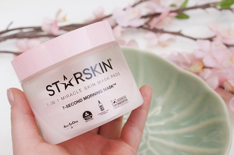 starskin 7 seconds morning mask 1 - Starskin 7 Seconds Morning Mask