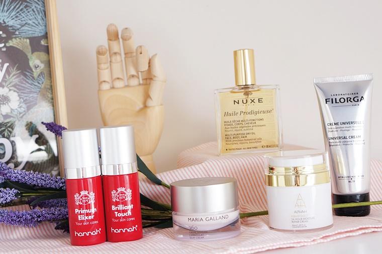 beautyproducten voor de droge huid 1 - Skincare | Nieuwe beautyproducten voor de droge huid