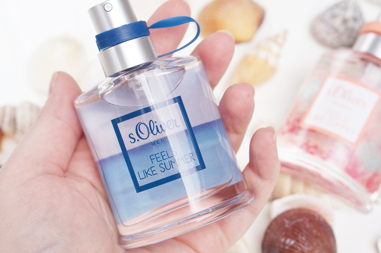 s oliver feels like summer review 3 - Parfumnieuws | s. Oliver Feels like summer