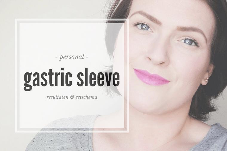 gastric sleeve operatie blog