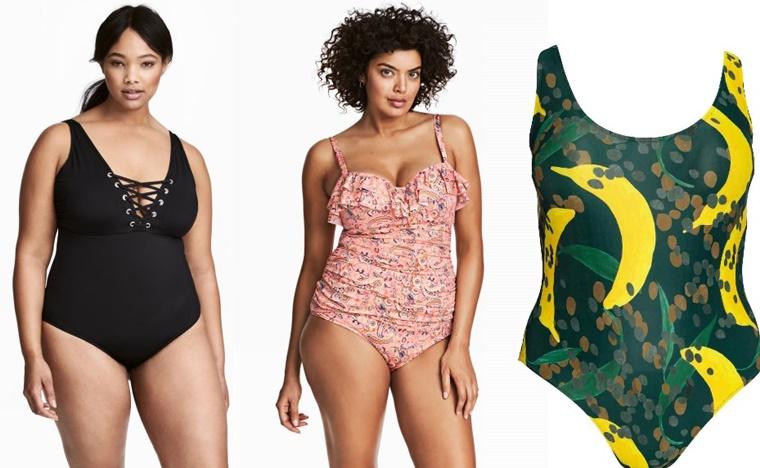 hm plussize badkleding 5 - Plussize tip | Nieuwe badkleding bij H&M