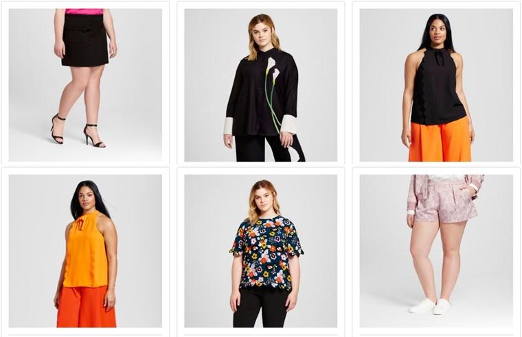 victoria beckham voor target 5 - Plussize Fashion | Victoria Beckham voor Target
