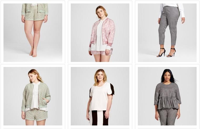victoria beckham voor target 6 - Plussize Fashion | Victoria Beckham voor Target