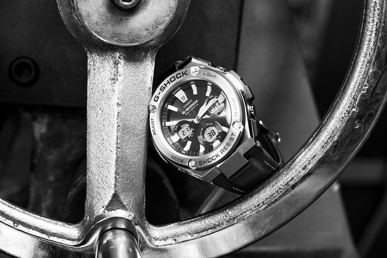 g-steel horloge