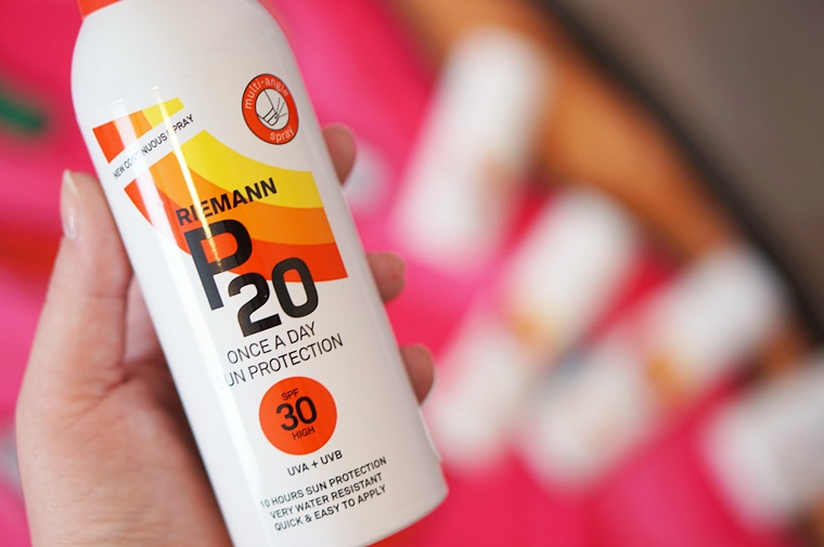 P20 zonbescherming