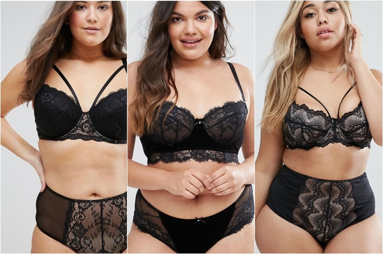 sexy plussize lingerie 1 - 10 x supersexy plussize lingerie + shopping tips!