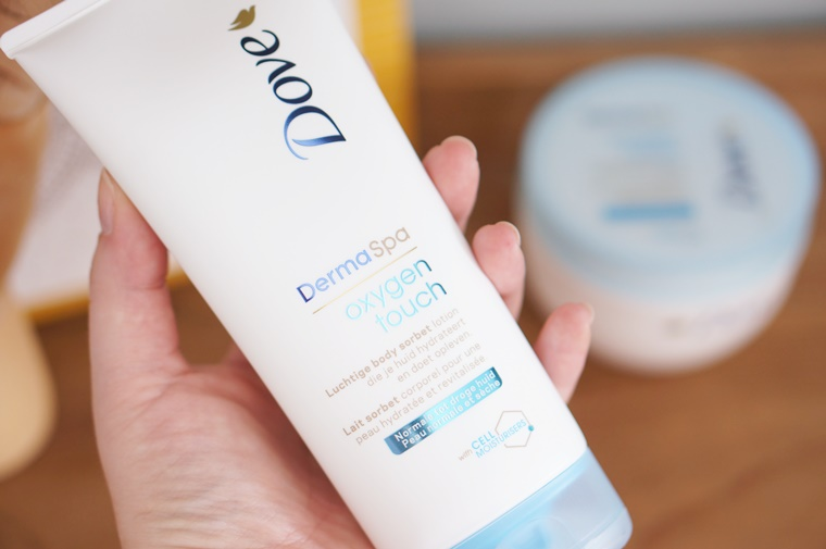 dove dermaspa oxygen touch review 4 - Quick Beauty Tip | Dove DermaSpa Oxygen Touch