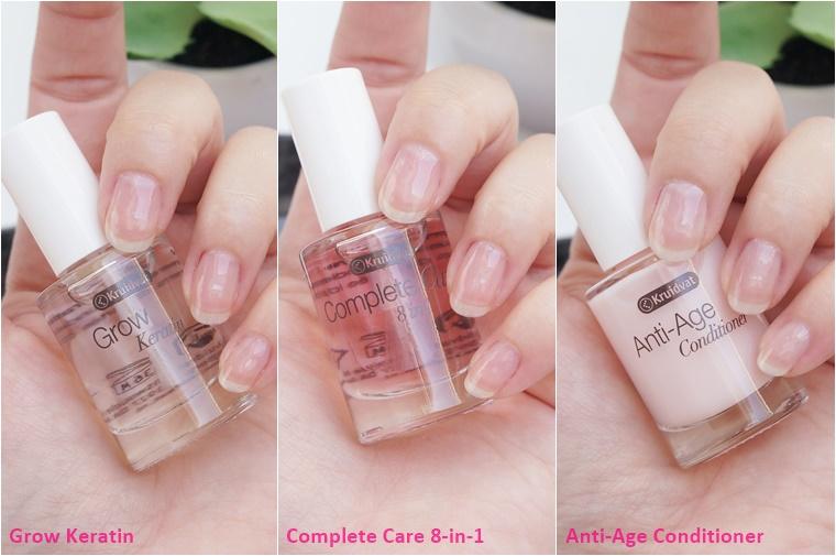 kruidvat nail care 4 - Budget Beauty Tip | Kruidvat Nail Care