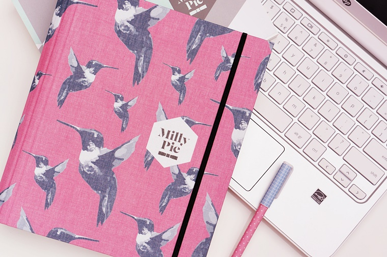 milly pie planner