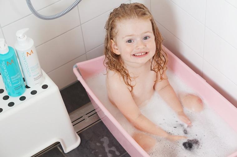 stokke flexi bath 3 - Kids Talk | Stokke Flexi Bath (review)