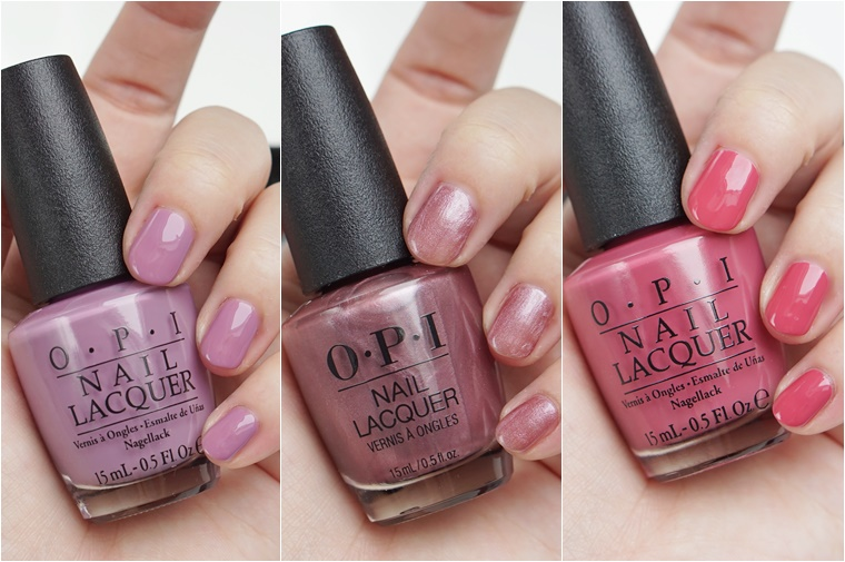 opi iceland collectie 6 - OPI Iceland collectie (herfst/winter 2017)