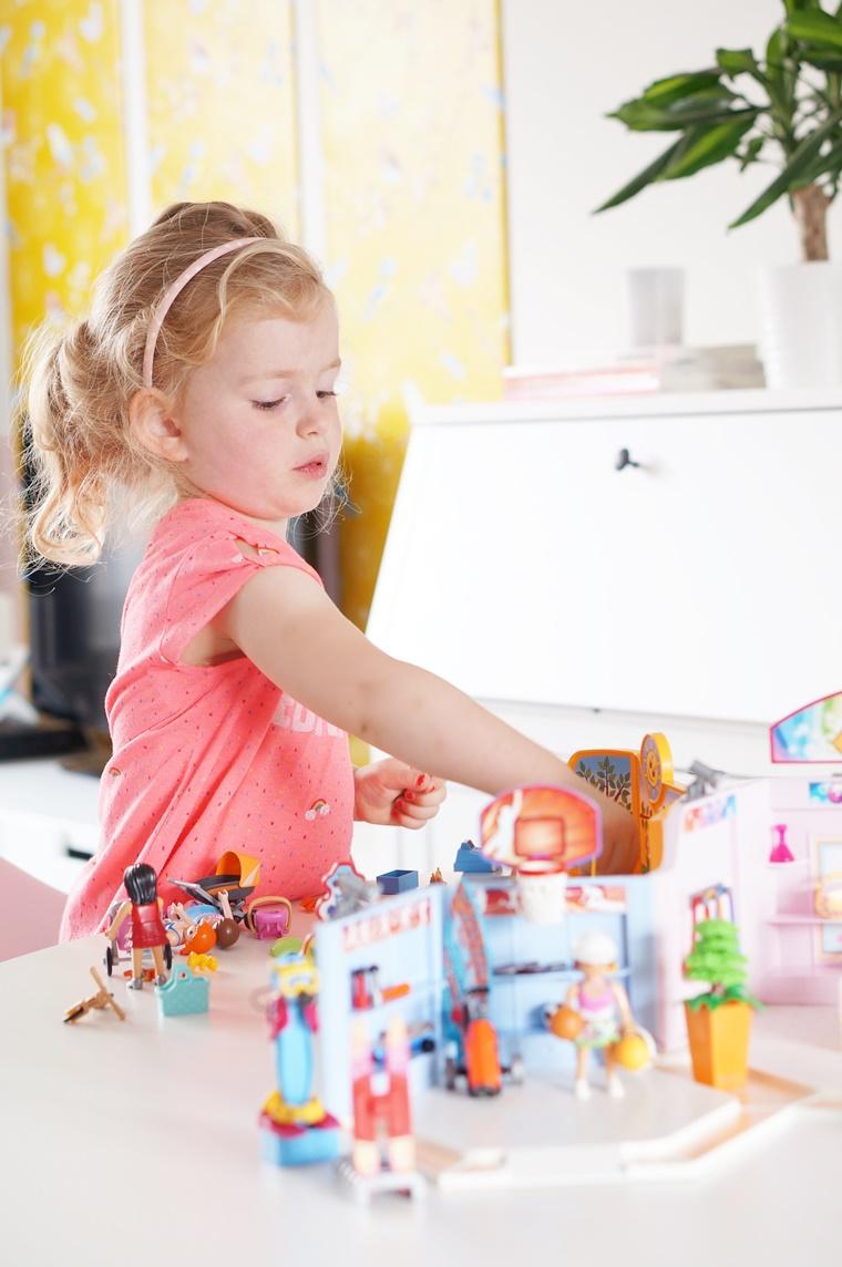 playmobil winkelgalerij 11 - Kids Talk | Bouw je eigen PLAYMOBIL winkelgalerij