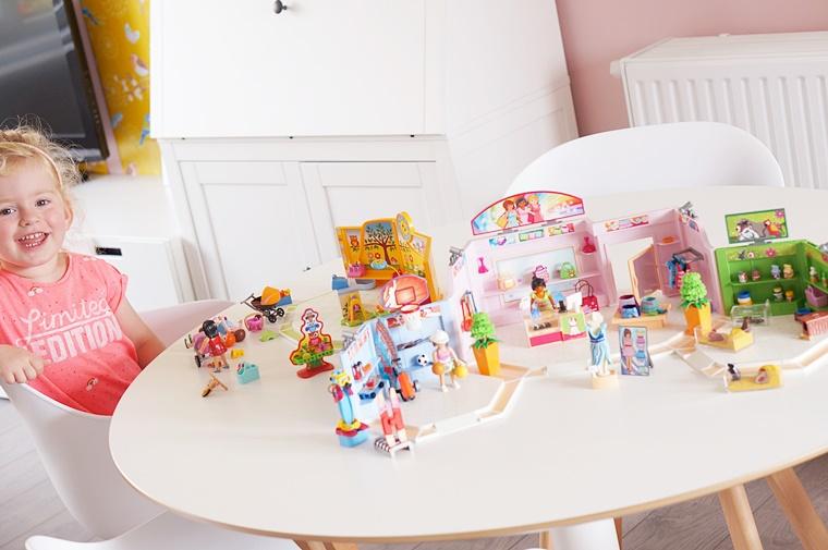 playmobil winkelgalerij 6 - Kids Talk | Bouw je eigen PLAYMOBIL winkelgalerij