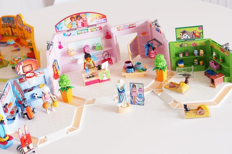 playmobil winkelgalerij 7 - Kids Talk | Bouw je eigen PLAYMOBIL winkelgalerij