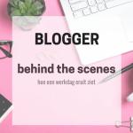 Behind the scenes | Hoe een werkdag eruit ziet