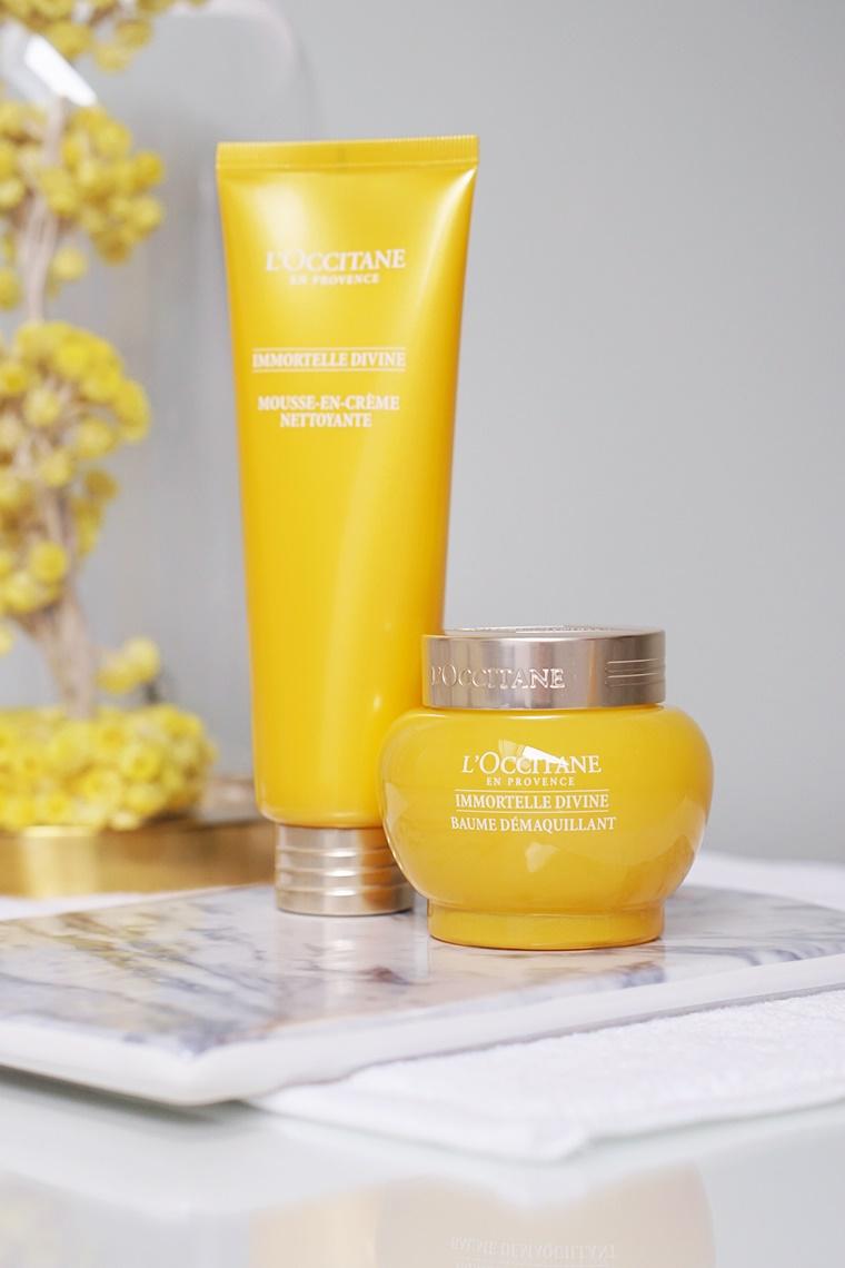 loccitane immortelle divine 3 - Skincare | De bijzondere L'Occitane Immortelle producten