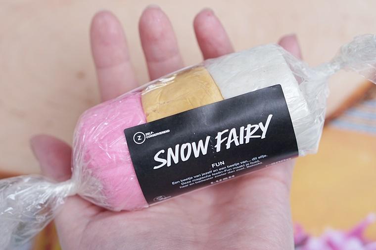 lush snow fairy fun 2 - Nieuwe Lush Halloween & Kerst producten