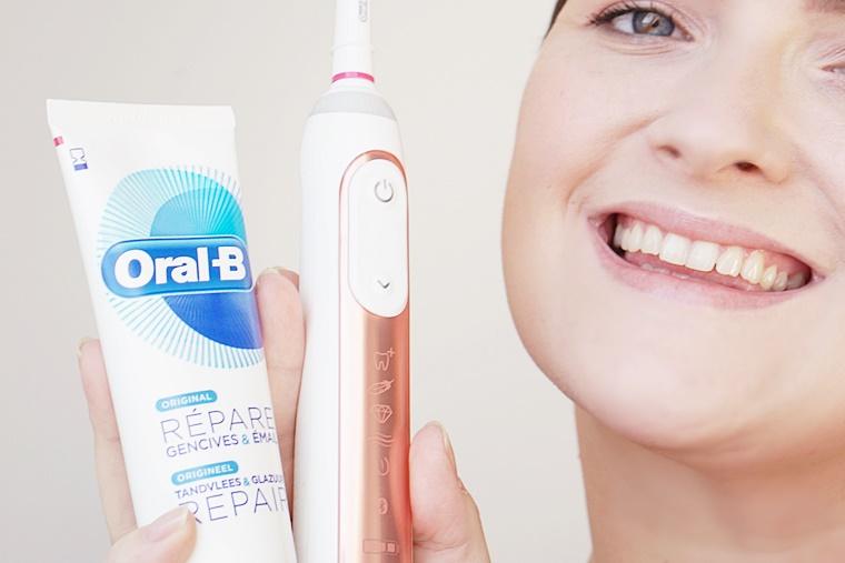oral b gevoelig tandvlees 4 - Getest! Oral-B producten tegen ontstoken tandvlees