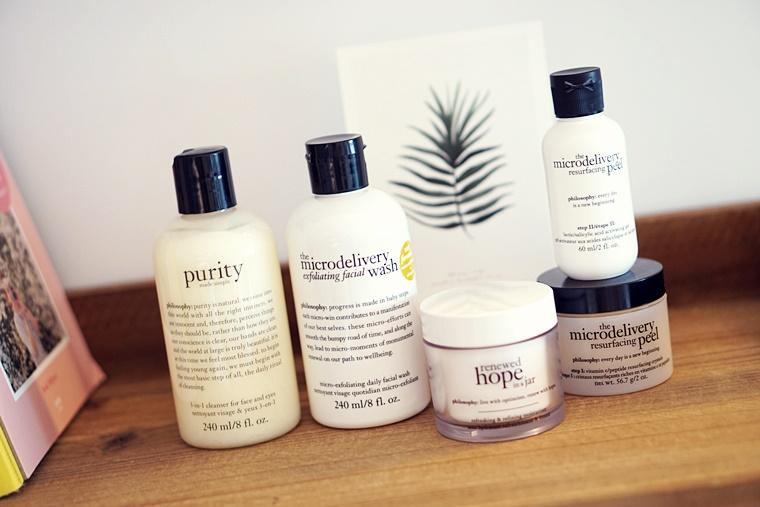 philosophy skincare