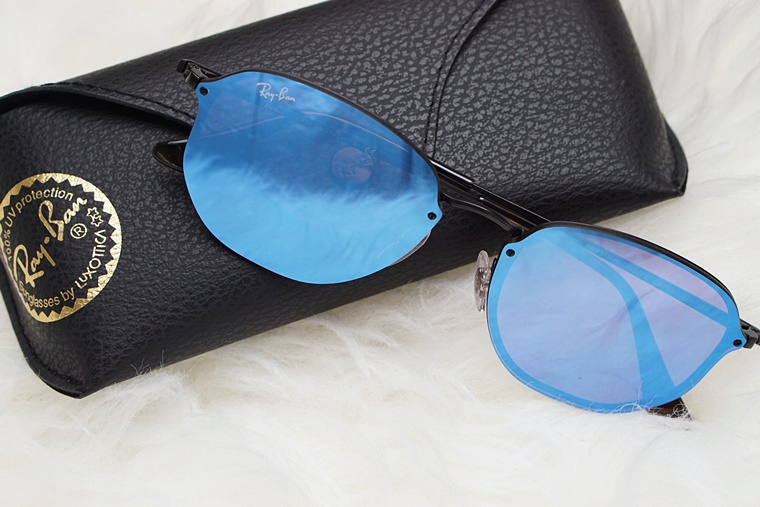 ray ban blaze violet mirror 1 - How to | De perfecte zonnebril kiezen